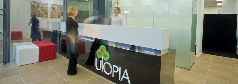 Utopia Rentals Office